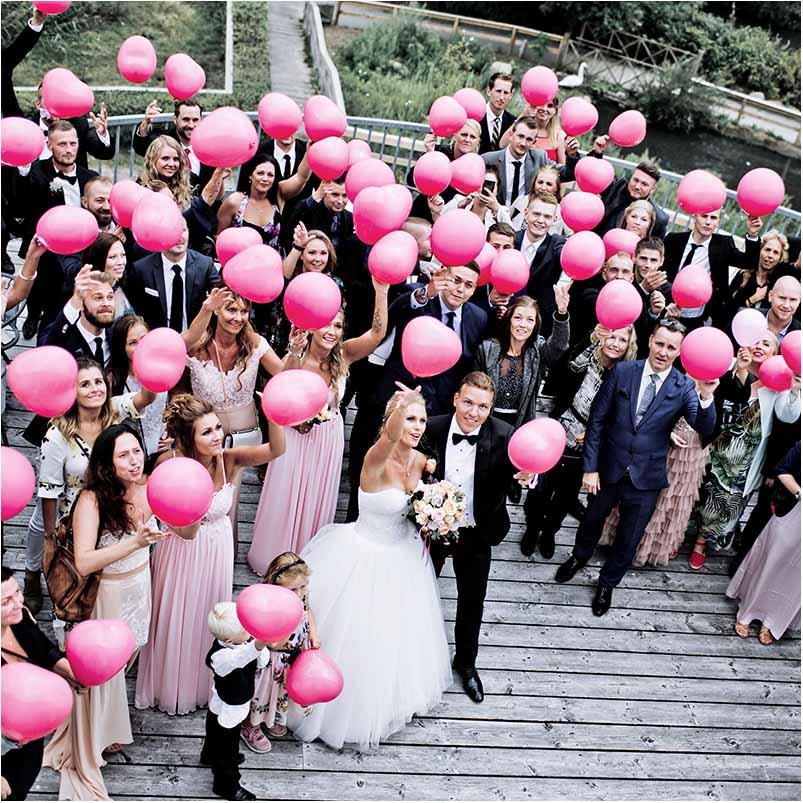 Bryllupsbilleder – Inspiration og billeder fra slotsbryllup