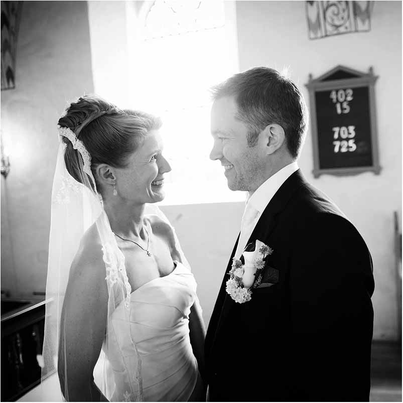 Billeder af de smukke og unikke bryllupper
