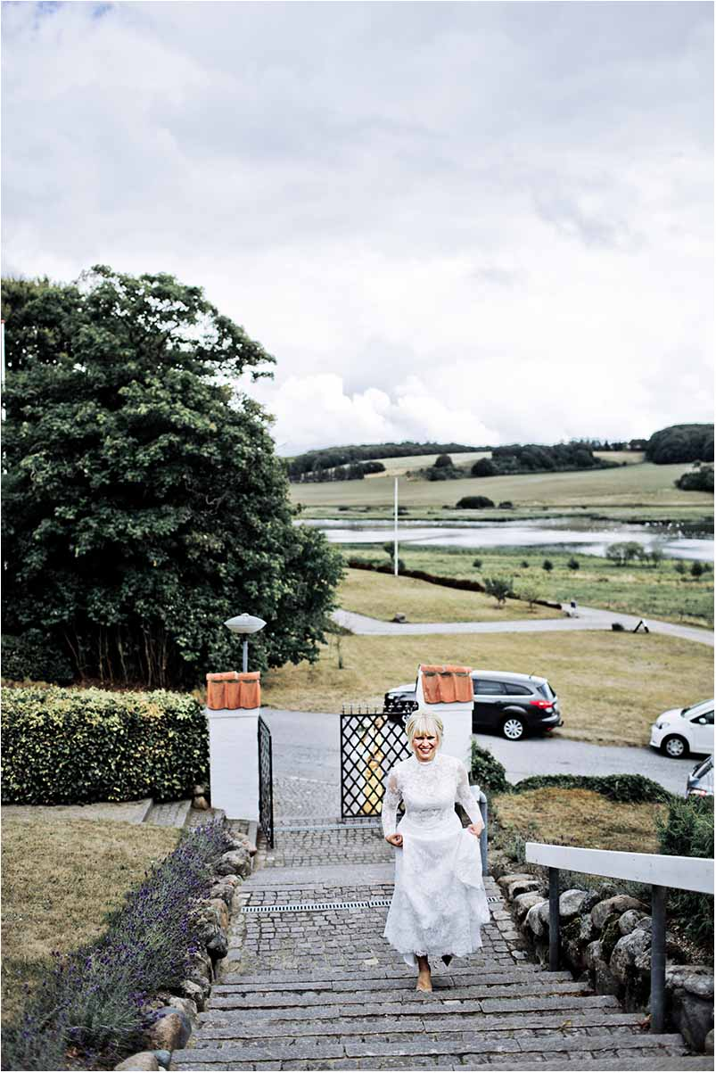 Ekslusiv bryllupsfotografering Fyn