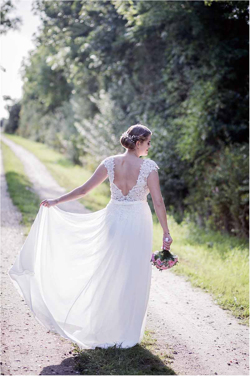 dokumentarisk bryllupsfotograf Odense